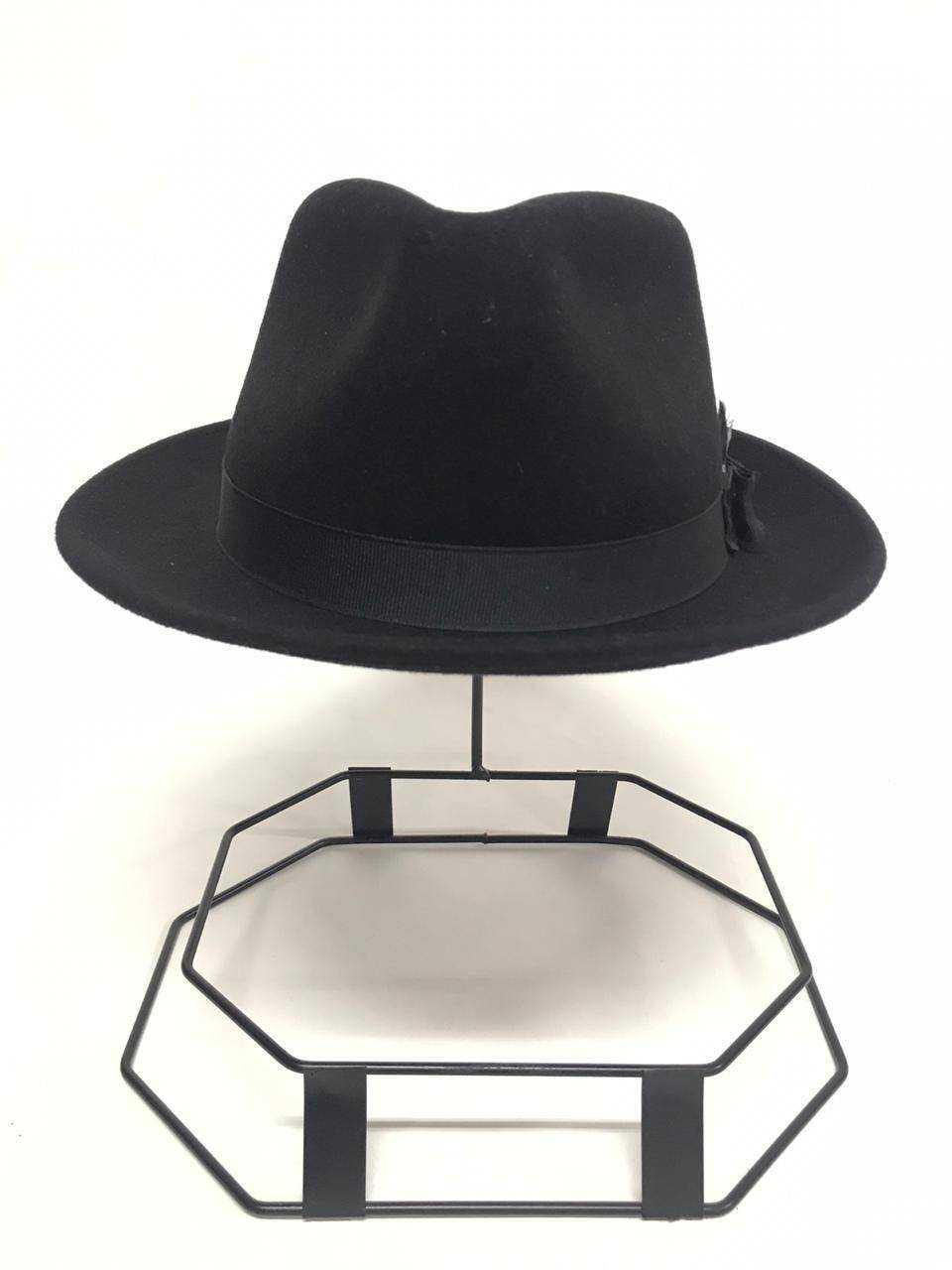 Chapéu Pralana Classic Diamante Preto