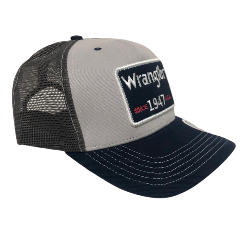 Boné Wrangler Cinza  Ref.WMC337MA