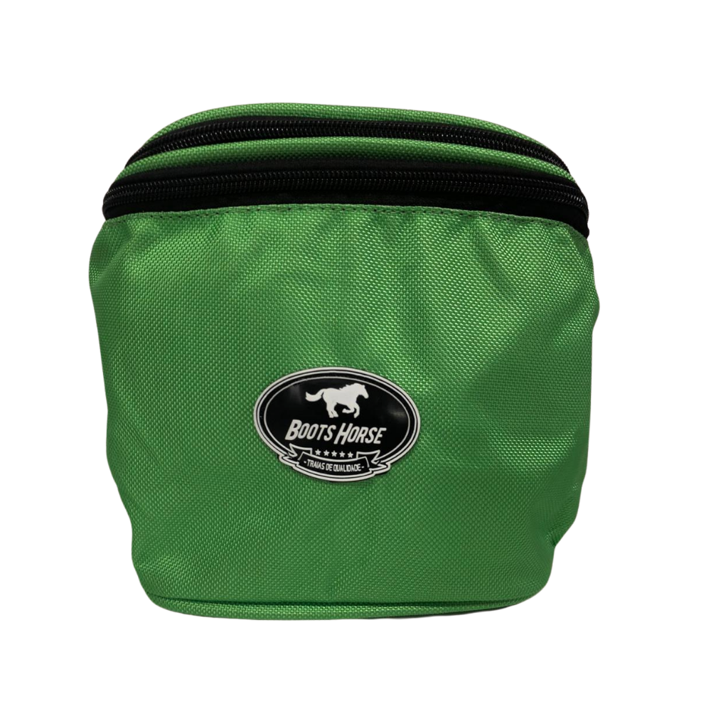 Pochete Para Sela Boots Horse Verde