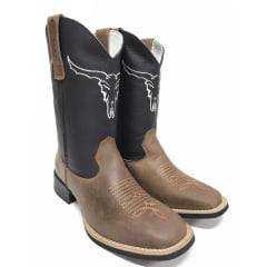 Bota Texana Masculina Big Bull Boots - 900