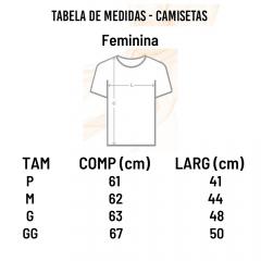 Camiseta Feminina Tatanka Bordô
