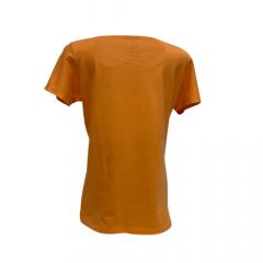 Camiseta Feminina Ox Horns Laranja  Ref: 6173