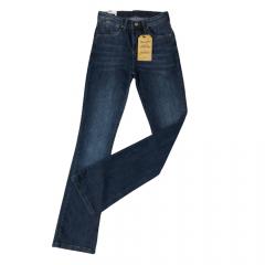 Calça Jeans Flare Feminina Wrangler Authentic Western