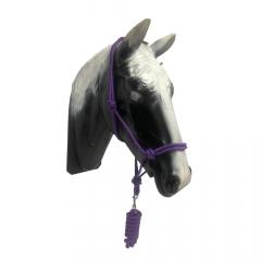 Cabresto Em Corda Boots Horse Roxo
