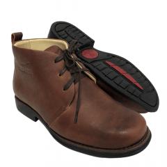 Sapato Masculino Beretta Askoli Graxo Pinhão