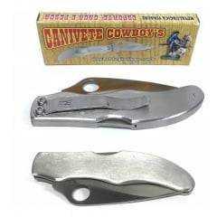 Conjunto 2 Canivetes Vinagre 422 Barretos Caça E Pesca