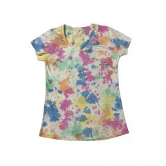 Camiseta Feminina Estanciero Tie Dye REF 429A001