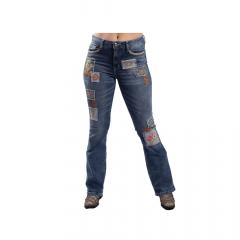 Calça Feminina Miss Country Jeans Desafio Ref.: 0677