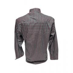 Camisa Masculina Classic Xadrez Verde  Ref: 1909