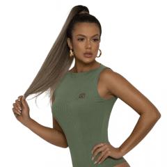 Body Feminino TXC Verde Ref.: 4747