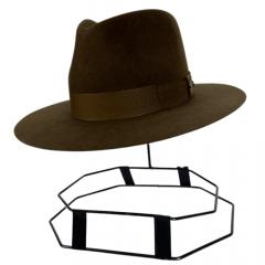 Chapéu Social Cury Indiana Jones - Café Novo Aba 7