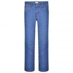 Calça Masculina Wrangler Lycra Texas Urbano - Azul Clara