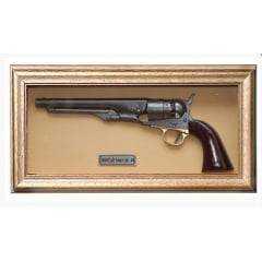 Quadro de Arma Karin Grace - 1860 Colt Army cal.44