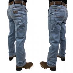 Calça Jeans Masculina Carpinteira Arizona Delavê