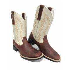Bota Texana Feminina Big Bull Boots 900T