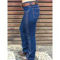 Calça Jeans Feminina Pura Raça Ref: 000459300