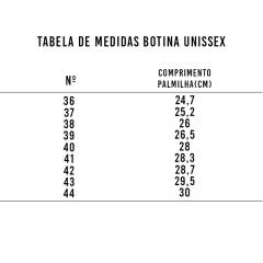 Botina Unissex Estrela de Fogo Noubuck Marrom Ref.100