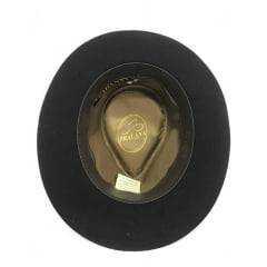 Chapéu Social Masculino Pralana Premium Cashmere Preto