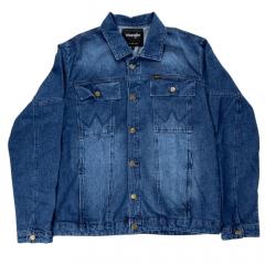 Jaqueta Jeans Masculina Wrangler Ref WM 9708