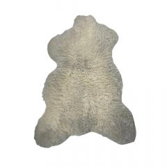 Pelego Branco de Lã Natural Ref: 0001