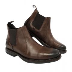 Botina Masculina Anatomic Gel Boots Castanho