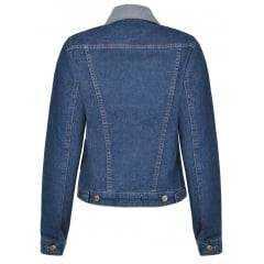 Jaqueta Jeans Wrangler Feminina Urbano Retro WF7006UN