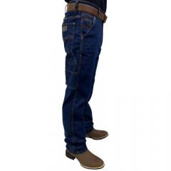 Calça Jeans Masculina Carpinteira Arizona Azul Escuro