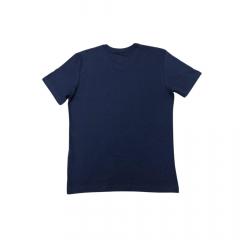 Camiseta Masculina Wrangler Azul Escuro Ref: WM80368MA