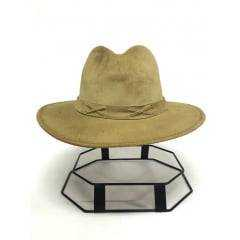 Chapéu Pralana Couro Indiana Jones Bege