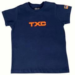 Camiseta Infantil TXC Azul Marinho Ref.: 14173