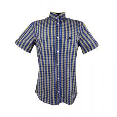 Camisa Masculina Wrangler Tricoline Fit Xadrez Ref.: WM9934UN
