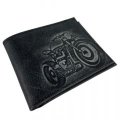 Carteira Masculina Badana Moto Vintage Ref.: K737 222 017