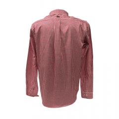 Camisa Country Masculina TXC Xadrez Vermelha