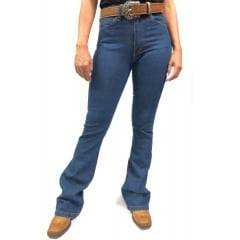 Calça Jeans Feminina Wrangler Tradicional Sally Lycra Urban