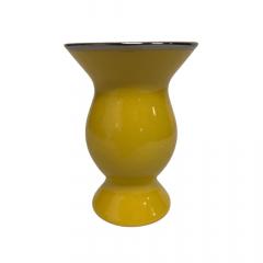 Cuia de Chimarrão Bortonaggio de Porcelana Amarelo
