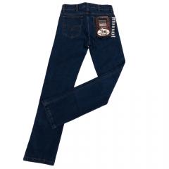 Calça Jeans Country Masculina Pura Raça Stone Azul