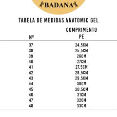 Sapato Botina Masculina Anatomic T Moro Toast - Ref.7818