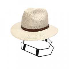 Chapéu Panamá Pralana Weekender Algas Aba 7