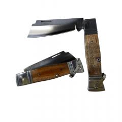 Canivete Bianchi Alumínio/Madeira 3 1/4'' REF 10102/33