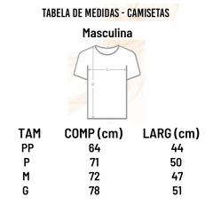 Camiseta Masculina Tatanka Preta Ref M41