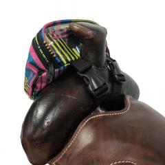Pochete Para Sela Boots Horse Colorida