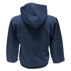 Moletom Unissex 2K Jeans Azul Marinho