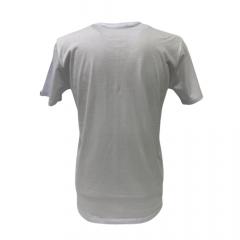 Camiseta Masculina Ox Horns Branca  Ref: 1404