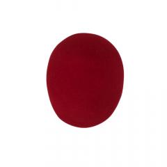 Boina Cury London Vermelho