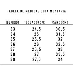Bota Montaria Perlatto Comitiva Confort Whisky Mid Madeira