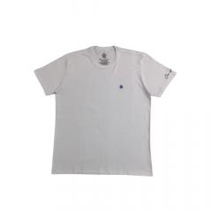 Camiseta Masculina Ox Horns Branca Básica REF 8002