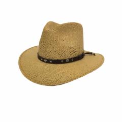 Chapéu Sibu Algas Cavalgada Aba 7 Amarelo