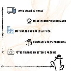 Freio Perna Bocal Baixo Misto Barão Ref 102