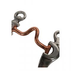 Freio Perna de Alumínio Bocal Alto de Cobre