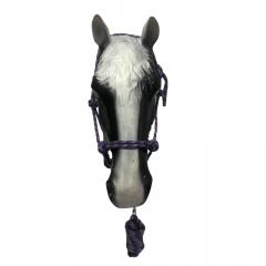 Cabresto Em Corda Boots Horse Roxo Azul Verde